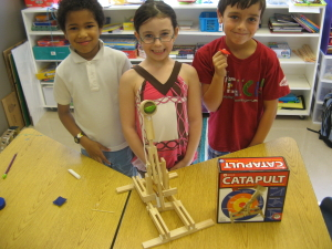 Completed Catapult